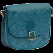 Louis Vuitton bag....St. Cloud Louis Vuitton bag....