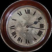 Clock...Wall clock...
