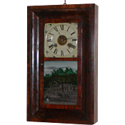 Seth Thomas ogee clock...Antique wall clock...Antique clock...