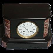 Clock...Vintage clock...8 day clock...