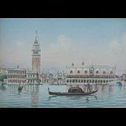 Venice painting...Venetian painting...Doge's Palace...