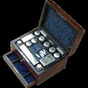 Vanity box...Make-up box...Victorian vanity box...