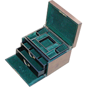 Box...Jewelry box...Victorian jewelry box...