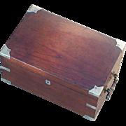 Box...Victorian box...Sewing box...