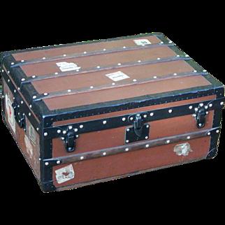 Louis Vuitton trunk...Vintage Louis Vuitton trunk...
