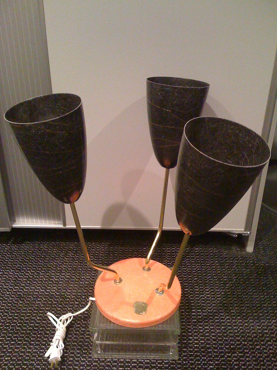 Marplex Fiberglass Lamp