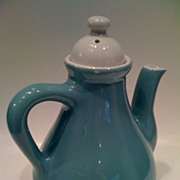 Russel Wright Sterling Coffee Pot