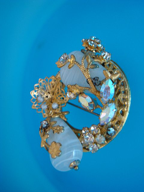 """Original By Robert"" Brooch"