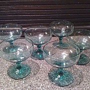 Old Morgantown Stemware by Russel Wright