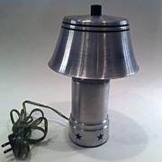 Small Aluminum Lamp