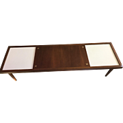 Paul McCobb Walnut Coffee Table