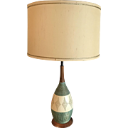Quartite Creative Corp 1961 Mid Century Modern Table Lamp