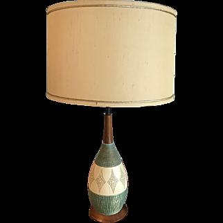 Quartite Creative Corp 1961 Mid Century Modern Table Lamp