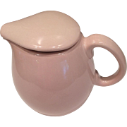 Pink Iroquois 1.5 Quart Covered Pitcher by Russel Wright