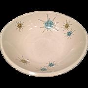 Franciscan Starburst Soup Bowl 1950's
