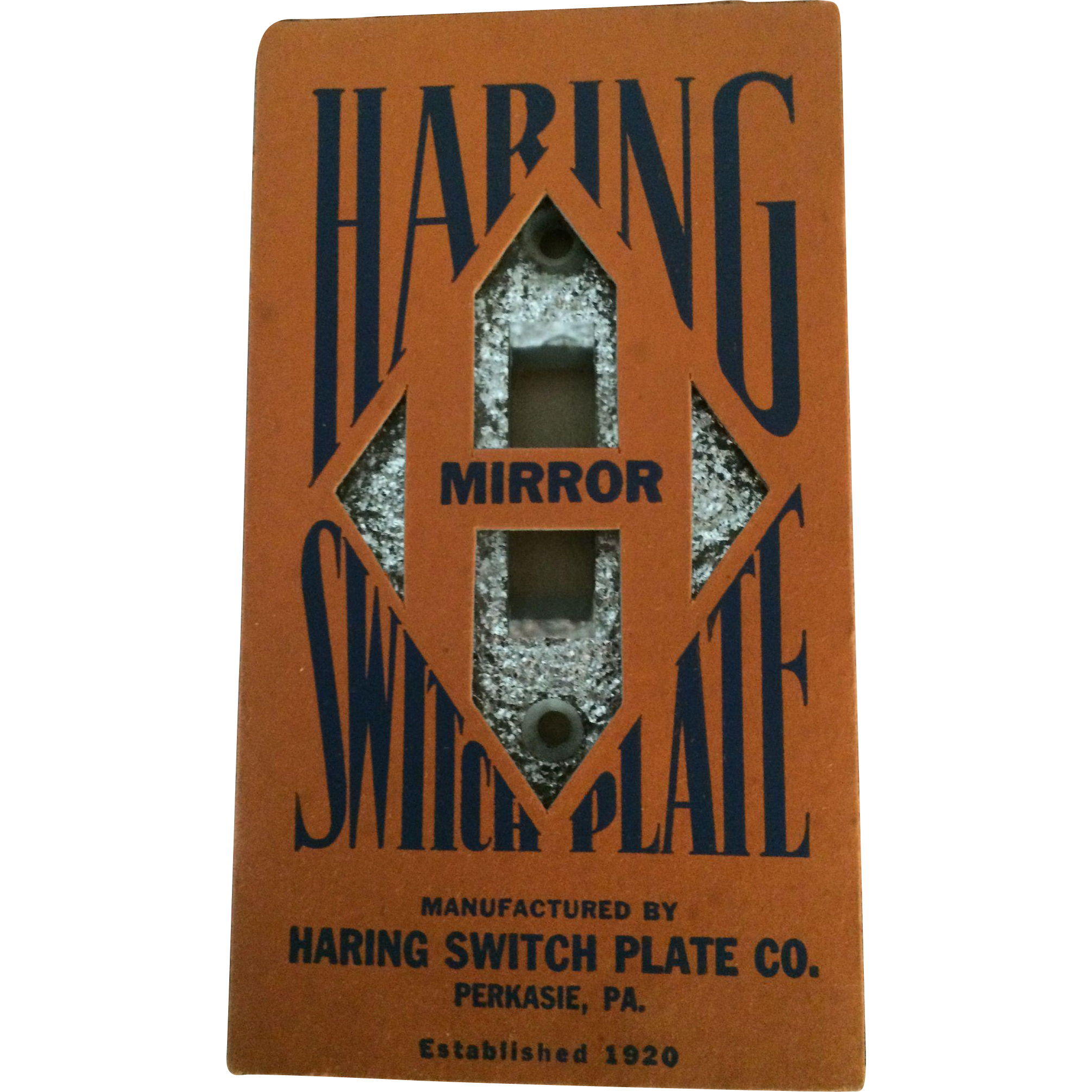 Haring Light Switch Plate