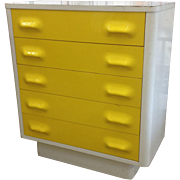 Raymond Loewy for Broyhill Mid Century Chest of Drawers