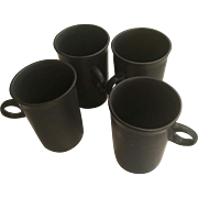 Set of Four Bennington Demitasse