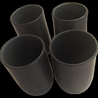 Set of Four Bennington Glasses