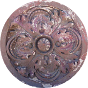 American Red Terracotta Architectural Rondel