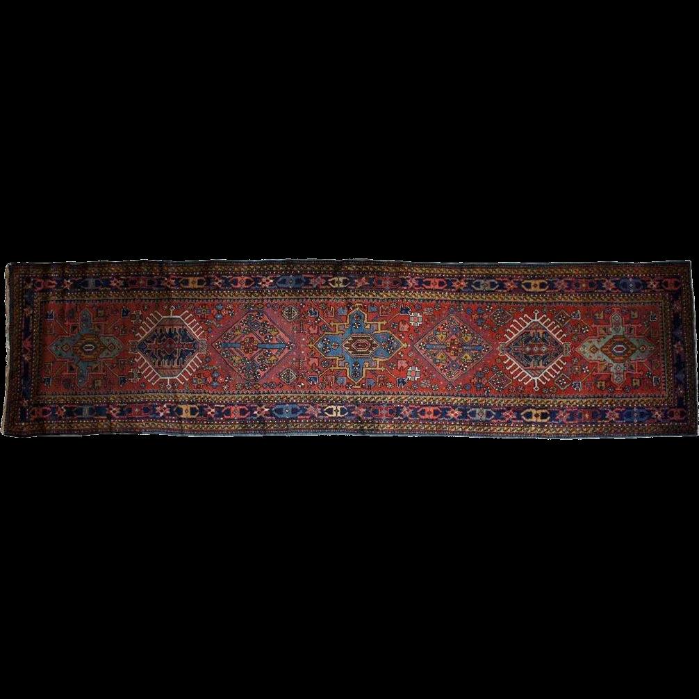 Persian Karaja Hallway Carpet