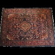 Persian Lilihan Wool Carpet