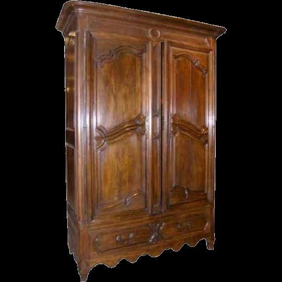 Chambre armoire louis xv design d 39 int rieur et id es de for Meuble johnson
