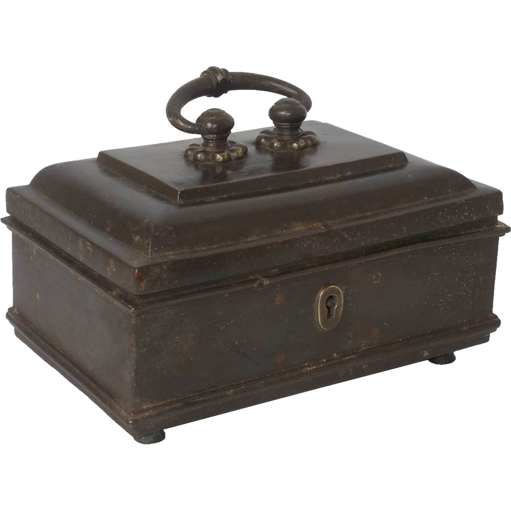 anglo indian fitted brass spice box or tea caddy eron johnson antiques ruby lane. Black Bedroom Furniture Sets. Home Design Ideas