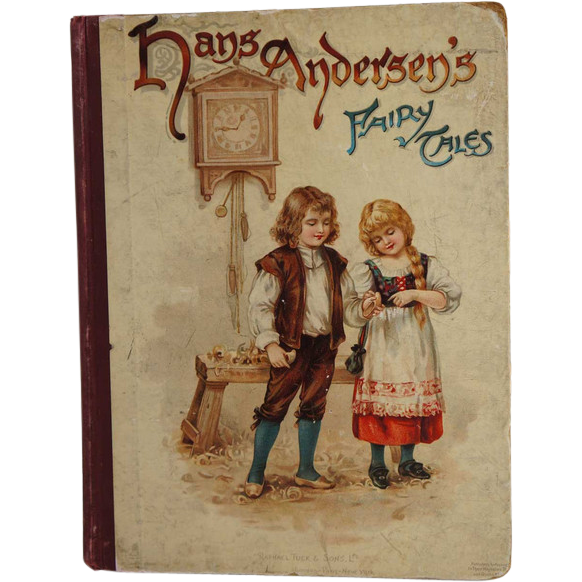 Book: Hans Andersen's Fairy Tales, 1912