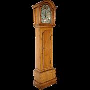 English James Selwick Pine Grandfather Clock
