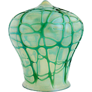Austrian Pallme-Konig Art Nouveau Art Glass Lamp Shade