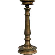 Southern Indian Nilavilakku Bronze Oil Lamp