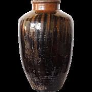 Chinese Chizhou Yao Pottery Wine Jar