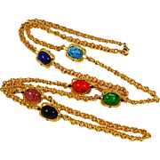 JBK Jackie Kennedy Camrose & Kross Necklace