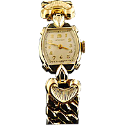 Lady's 10K Gold Filled Longines Wristwatch
