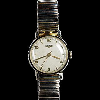 Longines Man's Vintage Wristwatch
