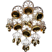Norwegian Solje Brooch 830S