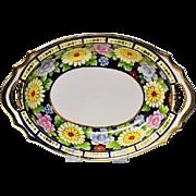 Noritake Morimura Hand Painted Deco Bowl