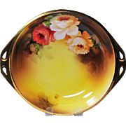 Noritake Morimura Two Handled Bowl