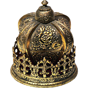 Crown Shaped Music box