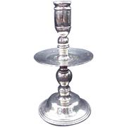 Baldwin Brass Candlewick with Large Drip Plate in Center