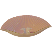 Vintage Lenox Porcelain Half Shell Dish