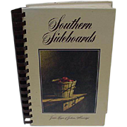 Vintage Southern Sideboards Cookbook, Junior League of Jackson, MS