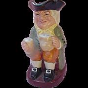 Vintage Happy John Toby Mug