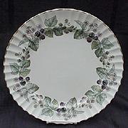 Royal Worcester Fine Bone China Dinner Plate, Lavinia
