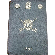Works of Daniel Defoe, Vol. 6, Captain Singleton,1895, Leather Bound British Armorial Binding