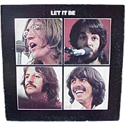 Beatles Album 1970, Let It Be