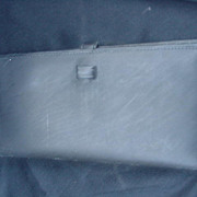 Vintage Coach Leather Billfold