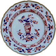 10 Royal Doulton Dinner Plates, Imari Design, 1930s
