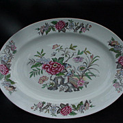 Wedgwood Cathay Serving Platter, 1950s